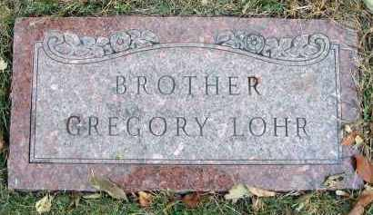 LOHR, GREGORY - Franklin County, Ohio | GREGORY LOHR - Ohio Gravestone Photos