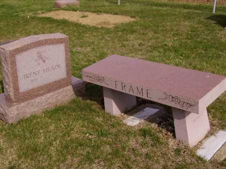 MEADE, IRENE - Franklin County, Ohio | IRENE MEADE - Ohio Gravestone Photos