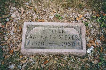 MERTZ MEYER, ANTONEA - Franklin County, Ohio | ANTONEA MERTZ MEYER - Ohio Gravestone Photos