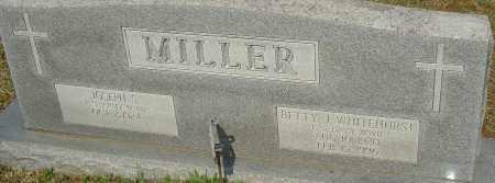 MILLER, BETTY J - Franklin County, Ohio   BETTY J MILLER - Ohio Gravestone Photos