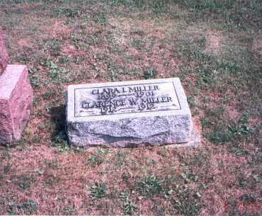 MILLER, CLARA I. - Franklin County, Ohio   CLARA I. MILLER - Ohio Gravestone Photos