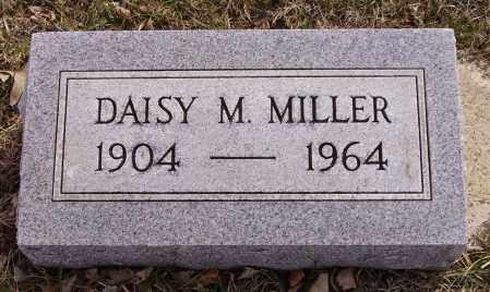 MILLER, DAISY M. - Franklin County, Ohio | DAISY M. MILLER - Ohio Gravestone Photos