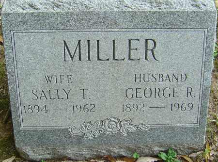 MILLER, GEORGE R - Franklin County, Ohio | GEORGE R MILLER - Ohio Gravestone Photos