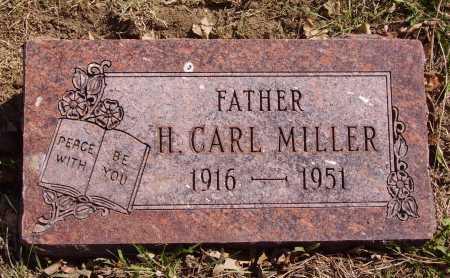 MILLER, H. CARL - Franklin County, Ohio | H. CARL MILLER - Ohio Gravestone Photos