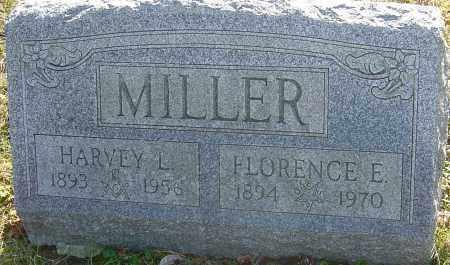MILLER, HARVEY - Franklin County, Ohio | HARVEY MILLER - Ohio Gravestone Photos