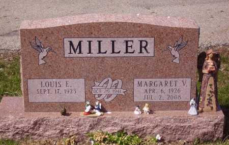 MILLER, LOUIS E. - Franklin County, Ohio | LOUIS E. MILLER - Ohio Gravestone Photos