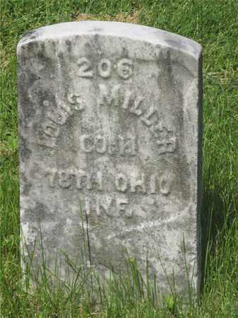 MILLER, LOUIS - Franklin County, Ohio   LOUIS MILLER - Ohio Gravestone Photos