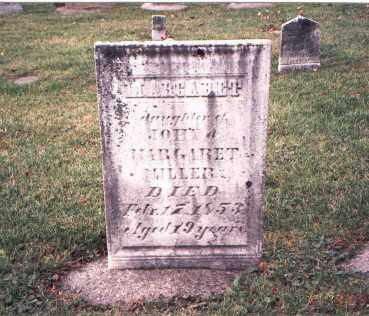 MILLER, MARGARET - Franklin County, Ohio | MARGARET MILLER - Ohio Gravestone Photos