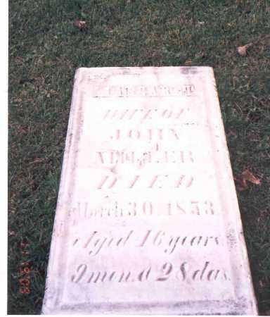 MILLER, MARGARET - Franklin County, Ohio   MARGARET MILLER - Ohio Gravestone Photos