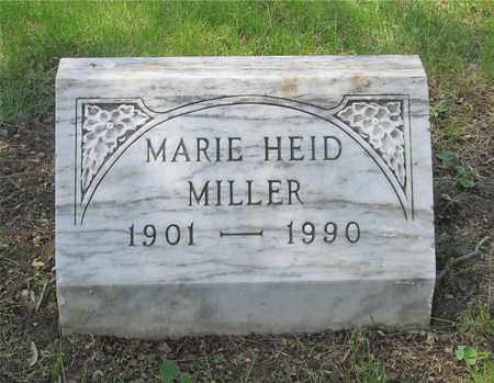 MILLER, MARIE - Franklin County, Ohio | MARIE MILLER - Ohio Gravestone Photos