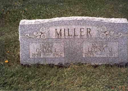 SCHLEPPI MILLER, LEONA O. - Franklin County, Ohio   LEONA O. SCHLEPPI MILLER - Ohio Gravestone Photos