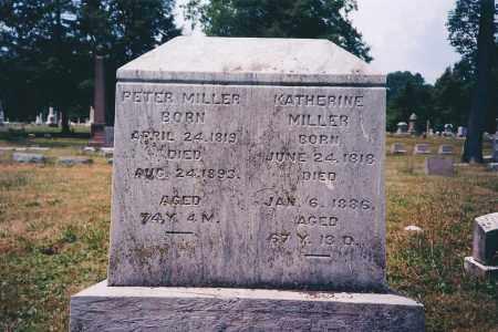 MILLER, KATHERINE - Franklin County, Ohio | KATHERINE MILLER - Ohio Gravestone Photos