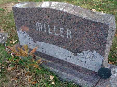 MILLER, KATHRYN L. - Franklin County, Ohio | KATHRYN L. MILLER - Ohio Gravestone Photos