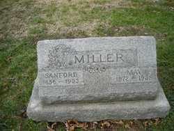 MILLER, SANFORD LEWIS - Franklin County, Ohio   SANFORD LEWIS MILLER - Ohio Gravestone Photos