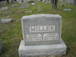 MILLER, ULYSESS - Franklin County, Ohio | ULYSESS MILLER - Ohio Gravestone Photos