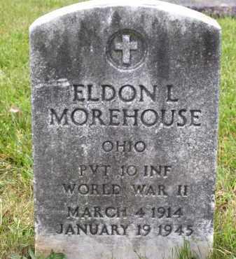 MOREHOUSE, ELDON L - Franklin County, Ohio   ELDON L MOREHOUSE - Ohio Gravestone Photos