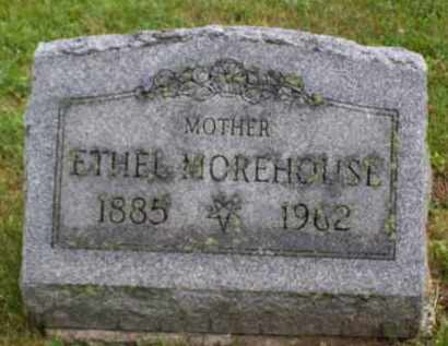 LAYNE MOREHOUSE, ETHEL PEARL - Franklin County, Ohio | ETHEL PEARL LAYNE MOREHOUSE - Ohio Gravestone Photos