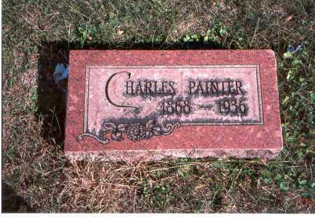 PAINTER, CHARLES - Franklin County, Ohio | CHARLES PAINTER - Ohio Gravestone Photos