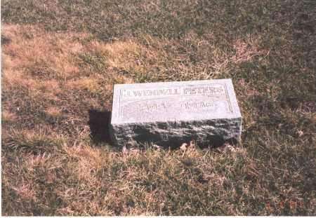 PETERS, WENDELL - Franklin County, Ohio | WENDELL PETERS - Ohio Gravestone Photos