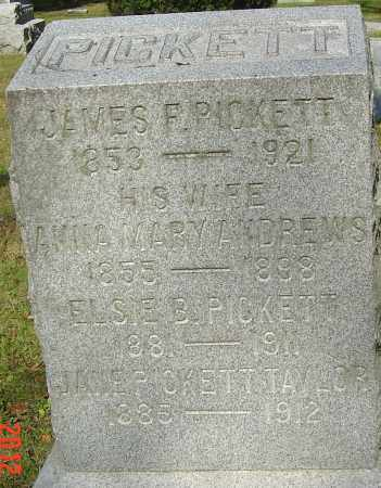 TAYLOR, JANE - Franklin County, Ohio | JANE TAYLOR - Ohio Gravestone Photos