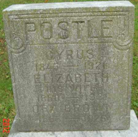 BROWN, ORA - Franklin County, Ohio | ORA BROWN - Ohio Gravestone Photos