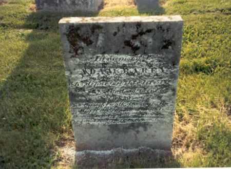 RAREY, ADAM - Franklin County, Ohio | ADAM RAREY - Ohio Gravestone Photos