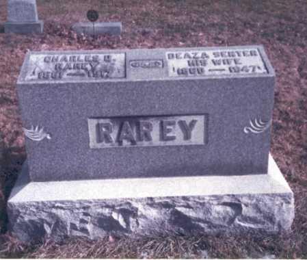 RAREY, DEAZA - Franklin County, Ohio | DEAZA RAREY - Ohio Gravestone Photos