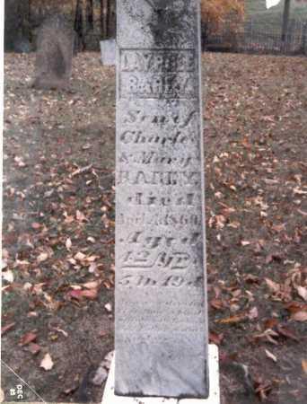 RAREY, LAPOLE - Franklin County, Ohio | LAPOLE RAREY - Ohio Gravestone Photos