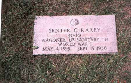 RAREY, SENTER C. - Franklin County, Ohio | SENTER C. RAREY - Ohio Gravestone Photos