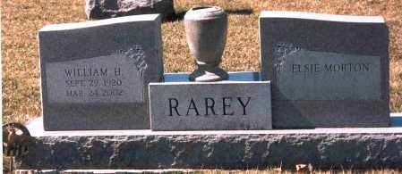 RAREY, WILLIAM H. - Franklin County, Ohio | WILLIAM H. RAREY - Ohio Gravestone Photos
