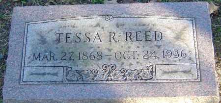 REED, TESSA R - Franklin County, Ohio | TESSA R REED - Ohio Gravestone Photos