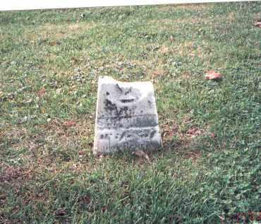 REXROAD, SUSANNAH - Franklin County, Ohio | SUSANNAH REXROAD - Ohio Gravestone Photos