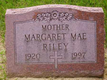 RILEY, MARGARET MAE - Franklin County, Ohio | MARGARET MAE RILEY - Ohio Gravestone Photos
