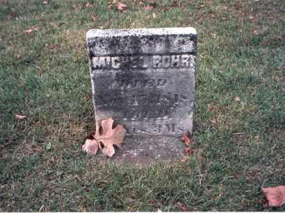ROHR, MICHEL - Franklin County, Ohio | MICHEL ROHR - Ohio Gravestone Photos