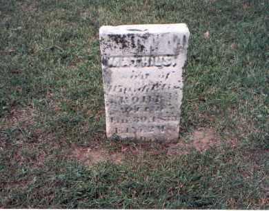ROHR, MATHIUS - Franklin County, Ohio | MATHIUS ROHR - Ohio Gravestone Photos