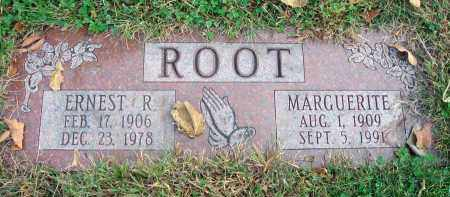 ROOT, MARGUERITE - Franklin County, Ohio | MARGUERITE ROOT - Ohio Gravestone Photos
