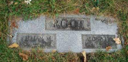 ROOT, LILLIAN M. - Franklin County, Ohio | LILLIAN M. ROOT - Ohio Gravestone Photos