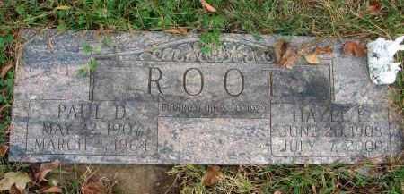 ROOT, PAUL D. - Franklin County, Ohio | PAUL D. ROOT - Ohio Gravestone Photos