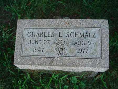 SCHMALZ, CHARLES L. - Franklin County, Ohio   CHARLES L. SCHMALZ - Ohio Gravestone Photos