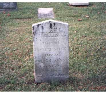 SHUE, ELIZABETH - Franklin County, Ohio | ELIZABETH SHUE - Ohio Gravestone Photos