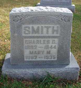SMITH, MARY M. - Franklin County, Ohio | MARY M. SMITH - Ohio Gravestone Photos