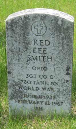 SMITH, FRED LEE - Franklin County, Ohio | FRED LEE SMITH - Ohio Gravestone Photos