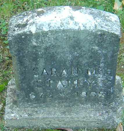 STALEY, SARAH M - Franklin County, Ohio | SARAH M STALEY - Ohio Gravestone Photos