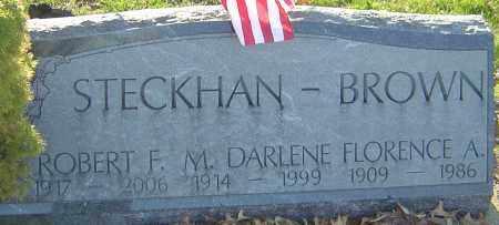 BROWN, M DARLENE - Franklin County, Ohio   M DARLENE BROWN - Ohio Gravestone Photos