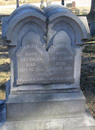 SULLIVANT, WILLIAM STARLING - Franklin County, Ohio | WILLIAM STARLING SULLIVANT - Ohio Gravestone Photos
