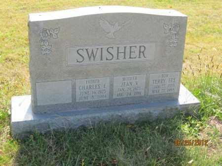 ENGLAND SWISHER, JEAN V - Franklin County, Ohio | JEAN V ENGLAND SWISHER - Ohio Gravestone Photos