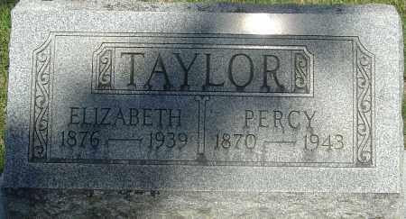 TAYLOR, PERCY - Franklin County, Ohio   PERCY TAYLOR - Ohio Gravestone Photos