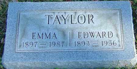 TAYLOR, EMMA - Franklin County, Ohio | EMMA TAYLOR - Ohio Gravestone Photos