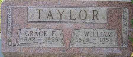 TAYLOR, JOHN WILLIAM - Franklin County, Ohio | JOHN WILLIAM TAYLOR - Ohio Gravestone Photos