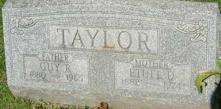 TAYLOR, GUY ROLLAND - Franklin County, Ohio   GUY ROLLAND TAYLOR - Ohio Gravestone Photos